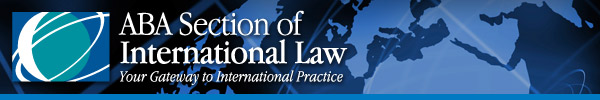 ABA Section of International Law Logo